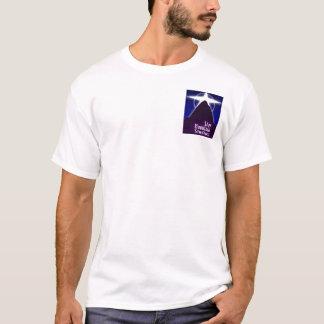 Camiseta Capacete estranho de SMS