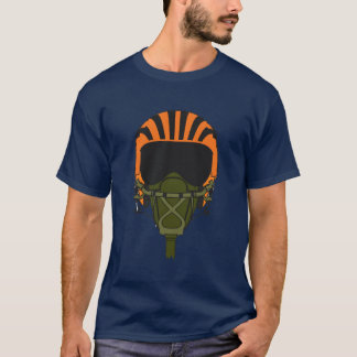 Camiseta Capacete piloto 2
