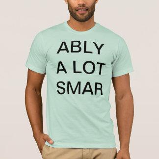 Camiseta capaz muito smar
