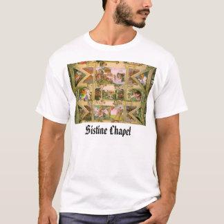 Camiseta Capela de Sistine, capela de Sistine