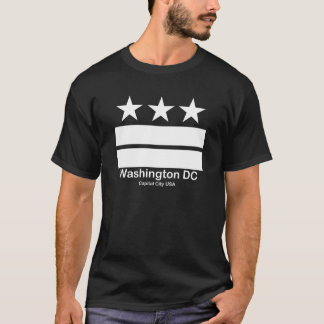 Camiseta Capital EUA do Washington DC