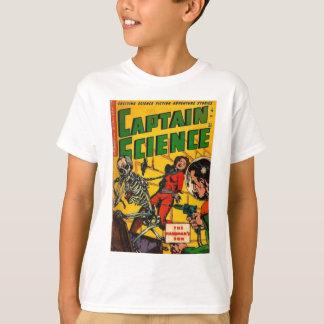 Camiseta Capitão Ciência
