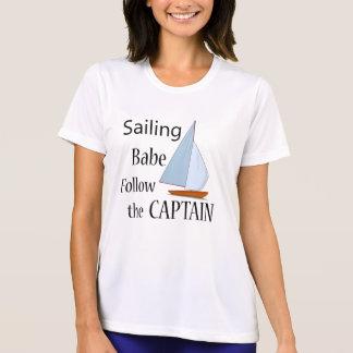 Camiseta Capitão do borracho da navigação
