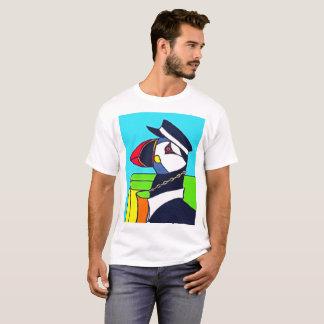 Camiseta Capitão Papagaio-do-mar