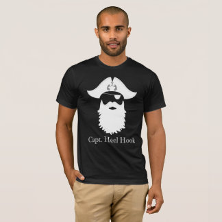 Camiseta Capitão Salto Gancho Noite