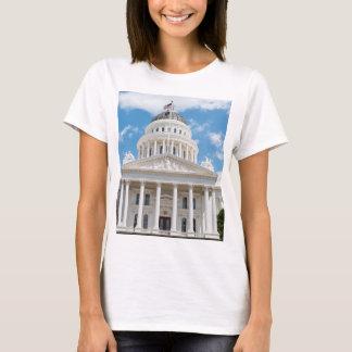 Camiseta Capitólio do estado de Califórnia em Sacramento