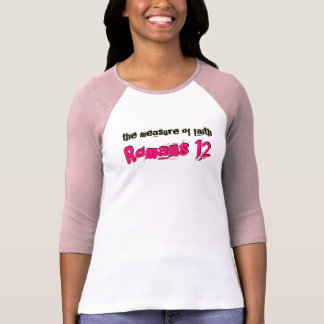 Camiseta Capítulo 12 dos romanos