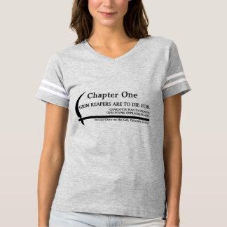 Camiseta Capítulo um de Charely Davidson