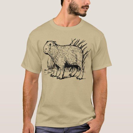 Camiseta Capivara