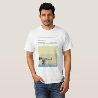 Camiseta Cappielow, Greenock. Casa do Greenock Morton