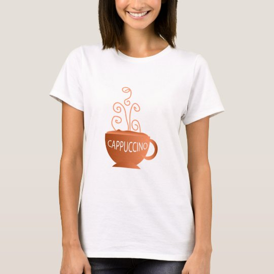 Camiseta Cappucino