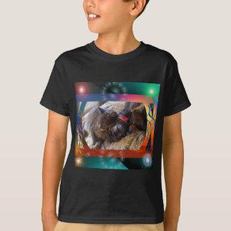 Camiseta Captura de Papi & de Gigi algum Zzzz