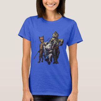 Camiseta Capturado em Agrio