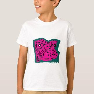 Camiseta cara animal