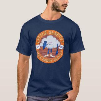 Camiseta Cara cinco altos da nuvem dos troll |
