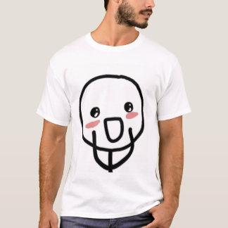 Camiseta Cara cómica de cora