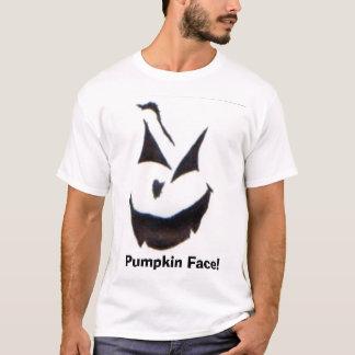 Camiseta Cara da abóbora!