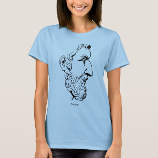 Camiseta Cara de Epicurus