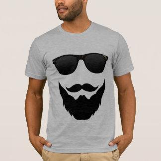 Camiseta Cara de Homem