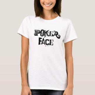 Camiseta Cara de póquer