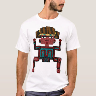 Camiseta Cara de Tiki