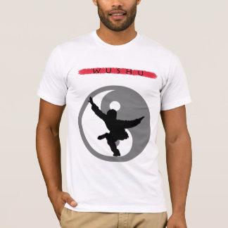 Camiseta Cara de Wushu