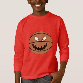 Camiseta Cara do basquetebol