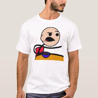 Camiseta Cara do cereal na cor!
