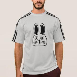 Camiseta cara do coelho