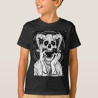 Camiseta cara do diabo