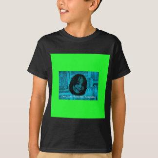 Camiseta Cara do dinheiro do amante do dinheiro (plástico