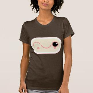 Camiseta cara do kawaii