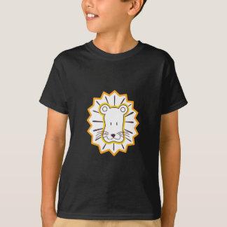 Camiseta Cara do leão