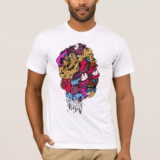 Camiseta cara do mangle