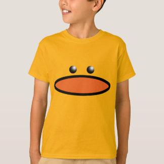 Camiseta Cara do pato