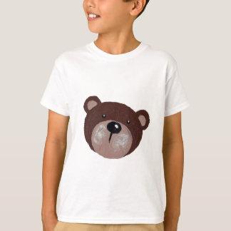 Camiseta Cara do urso