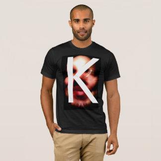 Camiseta CARA engraçada assustador K