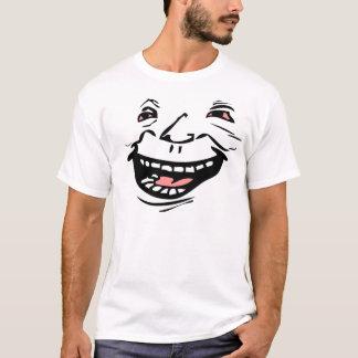Camiseta Cara feliz das árvores