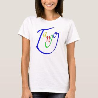 Camiseta Cara feliz do tango