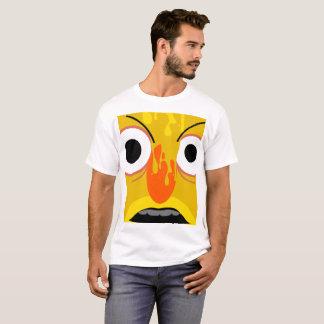 Camiseta Cara irritada