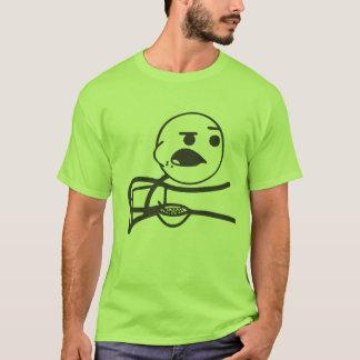 Camiseta Cara Meme do cereal