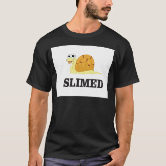Camiseta caracol slimed