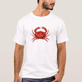Camiseta Caranguejo de rocha vermelho (pacífico)