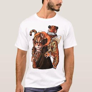 Camiseta Caras do animal