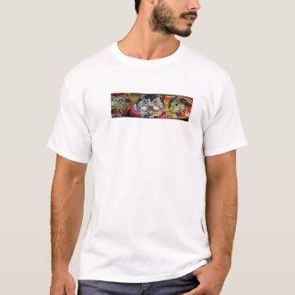 Camiseta Caras do charuto