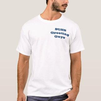 Camiseta Caras do cumprimento