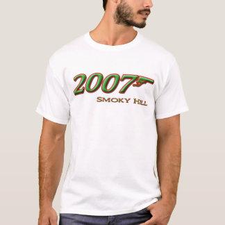 Camiseta Caras fumarentos dos mais velho do monte