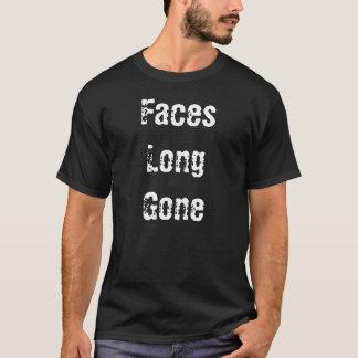 Camiseta Caras idas por muito tempo