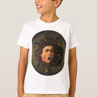 Camiseta Caravaggio - Medusa - trabalhos de arte italianos