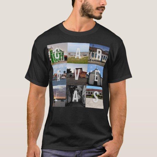 Camiseta Caravelas
